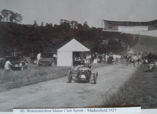 Madresfield Sprint 1927