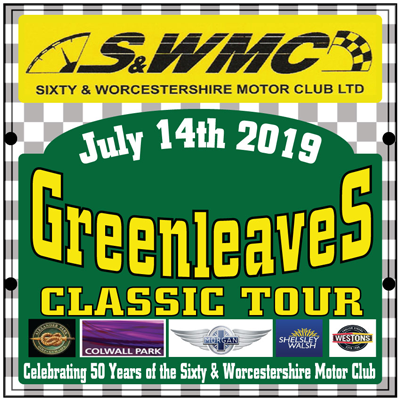 Greenleaves Classic Tour 2019